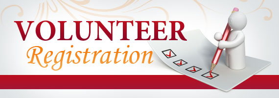 VolunteerRegistration PageBanner Volunteer Registration